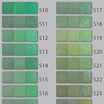 녹색 계열